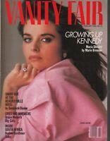 Vanity Fair February 1986 Maria Shriver Kennedy Bruce Webber 121919AMA