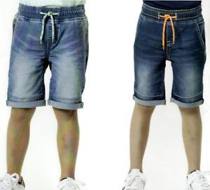 Denim Kinder Jungen blauer Jeans Shorts super bequem !!!