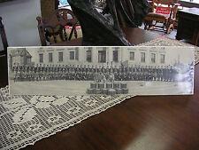 """Al Kaly Temple, Pueblo Gulch - B/W Photograph  28 1/4""""x 7 1/4"""" B&W Photo #116"""