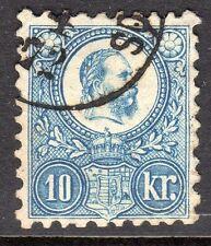 Hungary - 1871 Definitive Franz Josef - Mi. 11a VFU (2)