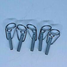(5) Pacific Bay Minima P Top - Chrome Frame W/Chrome Ring Size 16 - Tube Sz 9.5