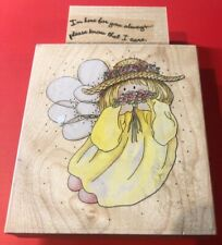 Fantasy Magical Flower Fairy Sunshine #70021 Stamps Happen & Stampin up Saying