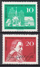 DDR 1962 Mi. Nr. 889-890 Postfrisch ** MNH