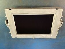 Mercedes Benz C Class 204 Chassis 2010-2012 Entry display screen BAS screen