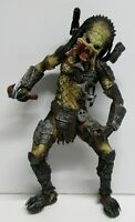 "2008 WOLF PREDATOR FROM AVP /  8"" ACTION FIGURE / USED BUT IN GOOD CONDITION"