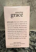 PHILOSOPHY Amazing Grace 2 fl.oz.   Eau De Toilette Women's Spray NEW SEALED