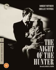 Night of The Hunter Blu-ray 1955 Horror Movie Classic Criterion Collection
