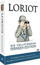 Loriot - Die vollständige Fernseh-Edition (2007) | wie NEU