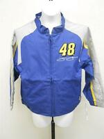 NEW JIMMIE JOHNSON #48 LOWES CHASE AUTHENTICS YOUTH Sizes S-M-L-XL Jacket