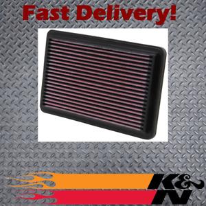 K&N 33-2134 Air Filter suits Ford Laser KJ Mazda B6 (DOHC 16 Valve)