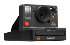 Polaroid OneStep 2 VF graphit Sofortbildkamera integrierter Blitz i-Type