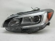SUBARU WRX HEADLIGHT LED HEADLAMP LEFT OEM 15 16 17 2015 2016 2017
