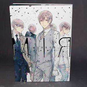 Rihito Takarai Illustrations Mirror - manga art book NEW