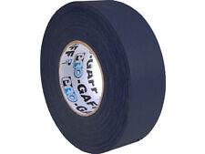 (1) ROLL- Protapes Pro Gaff Premium Matte BLACK Cloth Gaffer Tape 2inch 55 YRD