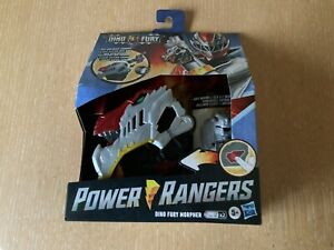 Power Rangers Dino Fury EASTER PRESENT Dino Morpher-sounds Unlocked With Key New