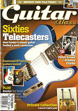 GUITAR & Bass Magazine February 2013 Ian Siegal Hayden Play Like Stanley Clarke