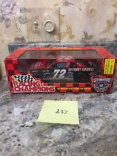 New 1998 Racing Champions 1:24 Mike Dillon Detroit Gasket Stock Car #72