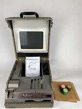 VTG Dukane 14A230B Fliptop Projector & Turntable