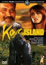 Kong Island / The Most Dangerous Game (DVD) BRAND NEW