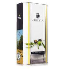 Bidon de 5 litres d'huile d'olive la chinata extra vierge, origine espagne