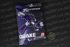 Fansproject Transformers FPJ 02EX Crossfire Quake Shockwave Figure