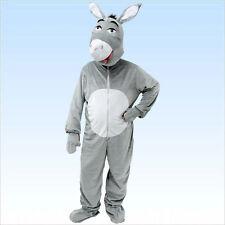 Tierkostüm Vollkostüm Esel Gr. (F) 48-52 (M) 48-54 Tier Kostüm Faschingskostüm