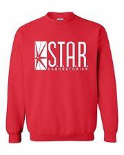 Star Labs  HOODED SWEATSHIRT - CREW NECK SWEATSHIRTS STAR LABORATORIES --
