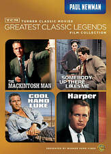 TCM Greatest Classic Legends Film Collection: Paul Newman (DVD, 2013, 4-Disc Set