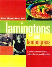 "Lamingtons and Lemongrass Maeve O""Mara Joanna Savill PB 1998 1st ed., LN OOP"