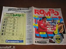 RIVISTA ROMBO 1983/34=ARNOUX FERRARI=NELSON PIQUET=MASSIMO SIGALA=RALLY ANDE=