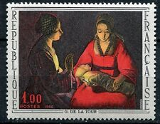 STAMP / TIMBRE FRANCE NEUF LUXE ** N° 1479 ** TABLEAU ART / GEORGES DE LA TOUR