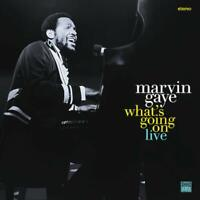 Marvin Gaye - Whats Going On Live [CD] Sent Sameday*