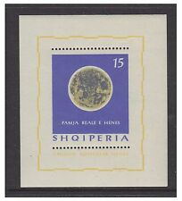 Albania - 1964 Moons Phases sheet - Mnh - Sg Ms831a