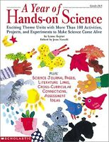 A Year of Hands-on Science (Grades K-3)