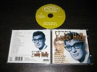 Buddy Holly CD The Very Best Of Buddt Holly (The Picks Volum 2 )