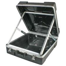 NEW 12RU PA Mixer Rack Flight Road Case Storage Cabinet.Portable Pro Audio.12.