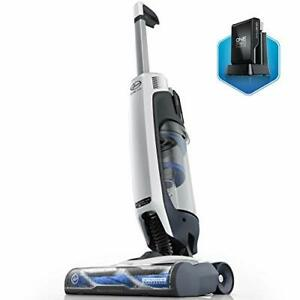 Hoover ONEPWR Evolve Pet Cordless Small Upright Vacuum Cleaner, BH53420PC, White