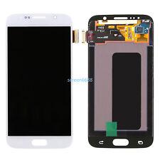Pour Samsung Galaxy S6 G920F écran LCD Affichage Vitre Tactile Numériseur Blanc