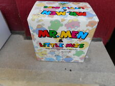 MIB MR MEN AND LITTLE MISS  MISS TROUBLE ROYAL DOULTON (S5)