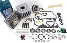 Motor Reparaturkit 60 ccm SIMSON Schwalbe KR51/2 S51 SR50 Set mit Öl von MZA