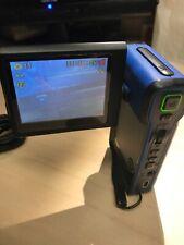 Insignia NS-DCC5SR09 Flash Media Camcorder Black/Blue