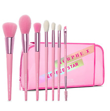 Morphe THE JEFFREE STAR EYE & FACE BRUSH COLLECTION Makeup brushes NEW valu £87