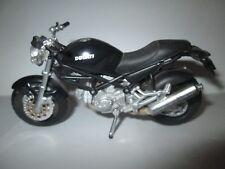 DUCATI MONSTERDARK  1-18 SCALE MAISTO  MOTORCYCLE MODEL