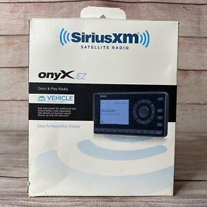 Sirius XM Satellite Radio Onyx EZ Radio Vehicle Kit Model XEZ1V1 NEW Box opened