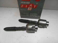 Coppia tiranti scatola sterzo originali per Fiat 126 BIS.  [6980.19]