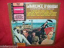 Lawrence d'Arabia e altri LP 1979 MINT- ITALY Unique cover