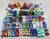 New Disney Pixar 1:55 Mickey Flash McQueen The King Frank Metal Car Toy