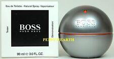 Boss By Hugo Boss 3.0oz./ml Edt Spray Tstr For Men New In Tstr Box