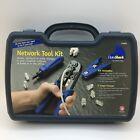 DataShark 70007 Network Took Kit w/ Crimper, Stripper, Non-Impact Punchdown Tool