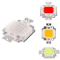 1X(10W Led Cob Puce Projecteur Projecteur Projecteur Lampe Ampoule F7Y8)